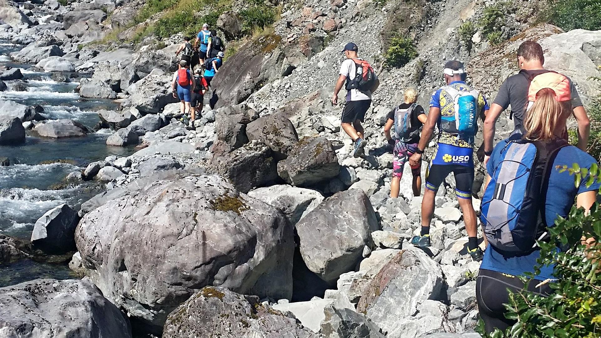 Goat Pass Guided Runs